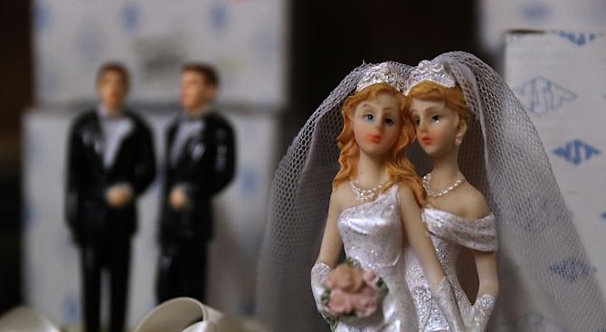 78 на сто от българите са против еднополови бракове. Народът