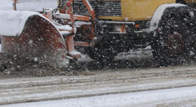 Поредният сняг за енти път изненада неподготвените да реагират адекватно