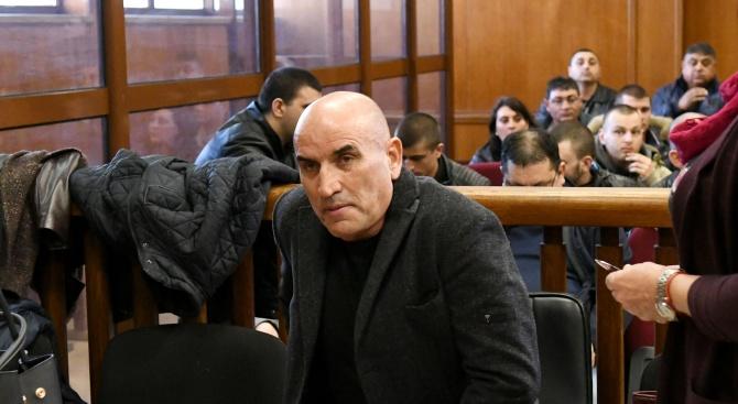 Очаква се съдът да реши дали Ценко Чоков ще се