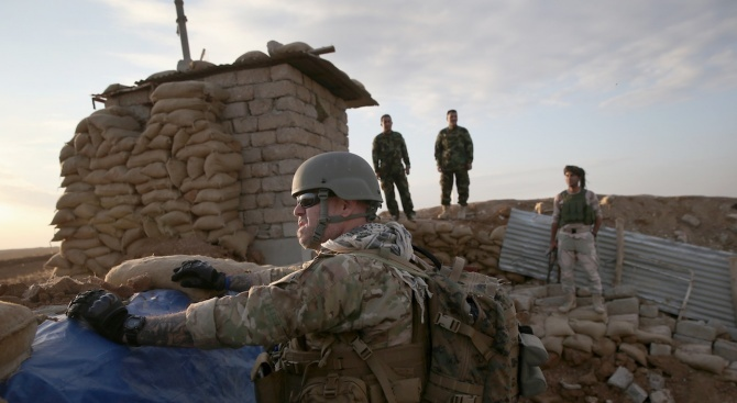 САЩ обмислят напълно да изтеглят своите сили от Сирия с