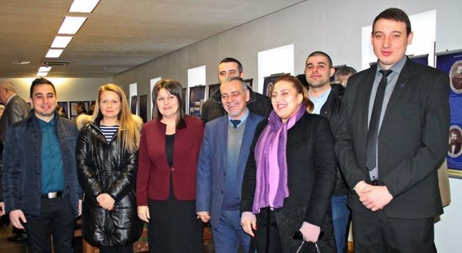Евродепутатът от ГЕРБ/ЕНП Владимир Уручев се срещна във Видин с