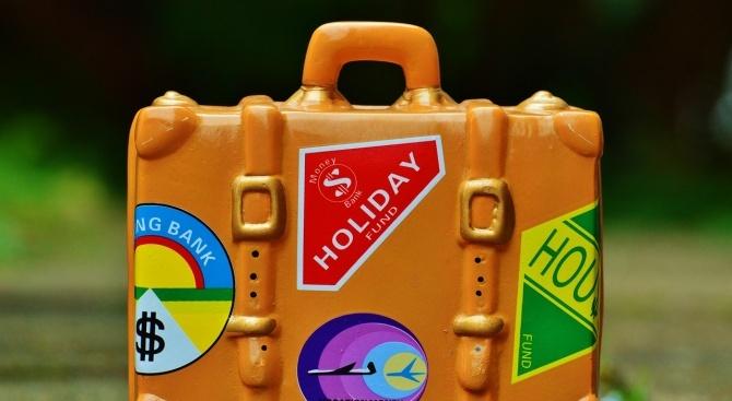 6,8% е ръстът на приходите от международен туризъм в България