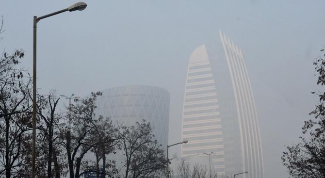 3 пъти е завишението на фините прахови частици в части на София днес