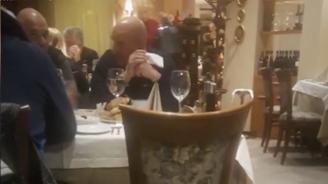 Ценко Чоков: В ресторанта ме снима охраната на Гешев