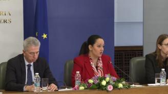 Лиляна Павлова се връща в парламента (видео)