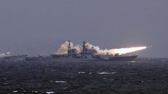 Украйна изпраща отново своя флотилия в Азовско море