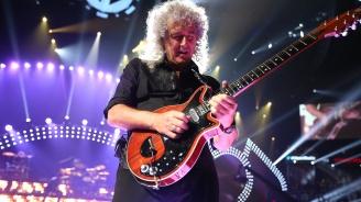 """Китаристът на """"Куин"""" Брайън Мей издава песен в чест на НАСА"""