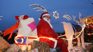 НОРАД ще проследи шейната на Дядо Коледа