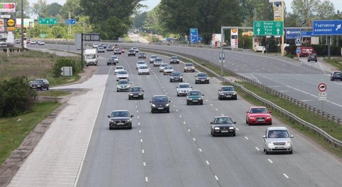 От 11 ч. до 13 ч. днес се ограничава движението по пътя Своге - София