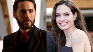 Анджелина Джоли смени Брад Пит с Джаред Лето?
