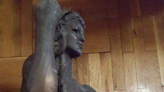 Бронзовата статуя на Аполон ще бъде върната на мястото си (снимка)