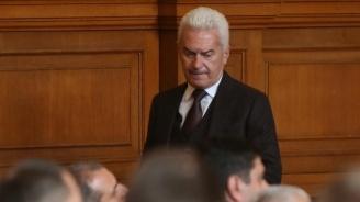 Волен Сидеров с критики към НФСБ и ВМРО