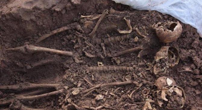 В Либия откриха масов гроб