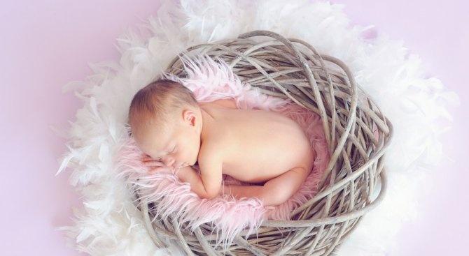 """Две бебета проплакаха тази нощ в Родилното отделение на УМБАЛ """"Св.Анна"""""""