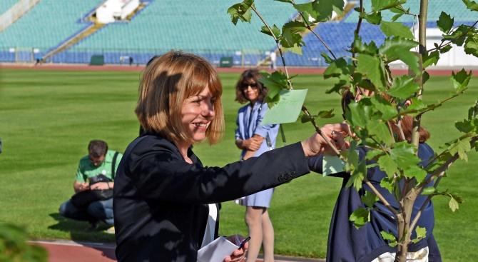 Столичният кмет Йорданка Фандъкова заяви, че неизвестни лица са