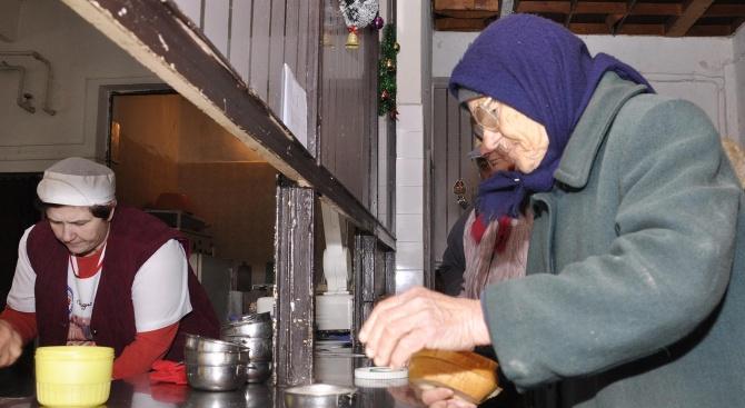 Обществената трапезария във Велико Търново ще работи през цялата 2019