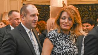 """Президентът и съпругата му ще присъстват на благотворителния спектакъл """"Българската Коледа"""""""