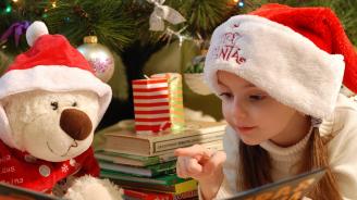 Психоложка: Разказите за Дядо Коледа са полезни за психиката на децата