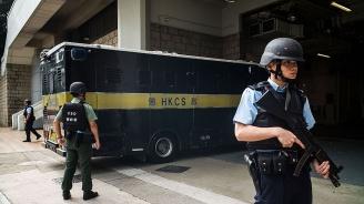 Петима убити при нападение в автобус в Китай