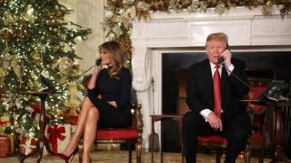 Според Тръмп 7-годишните американчета не трябва да вярват в Дядо Коледа