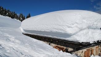 Два метра сняг в Япония