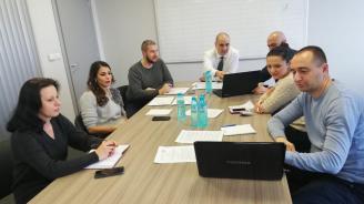 Цветанов ръководи първото заседание на Националния предизборен щаб на ГЕРБ
