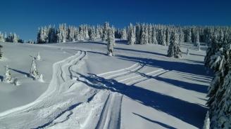 Над 20 см нов сняг наваля в Пампорово