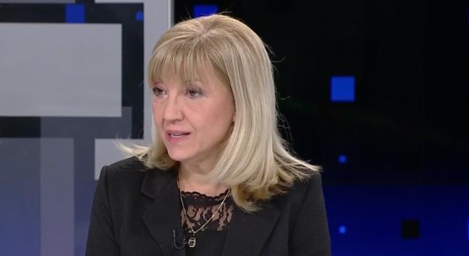 Петя Аврамова: Системата за електронни винетки работи без проблеми