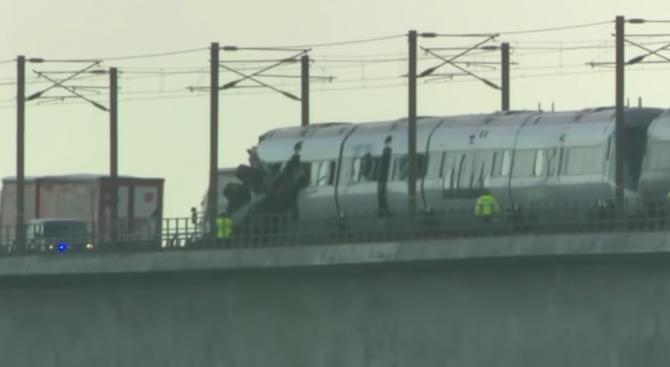 Осем са вече жертвитеот железопътнатакатастрофа в Дания