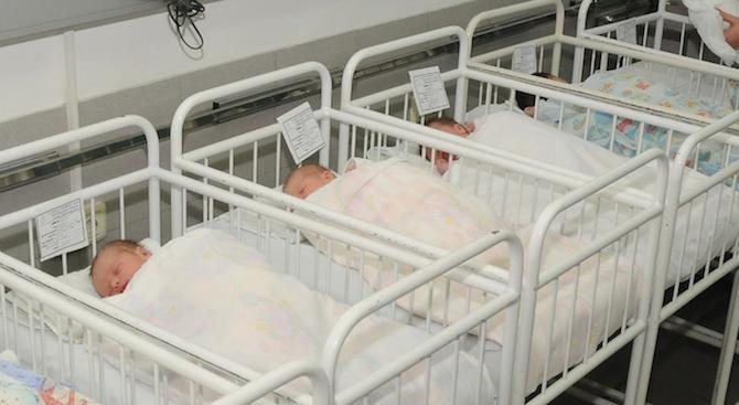662 бебета са родени в болницата в Пазарджик през 2018 година
