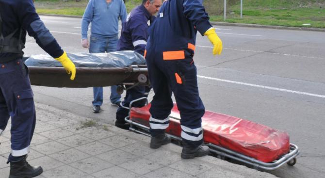 Намериха тялото на 58-годишен мъж в Благоевград