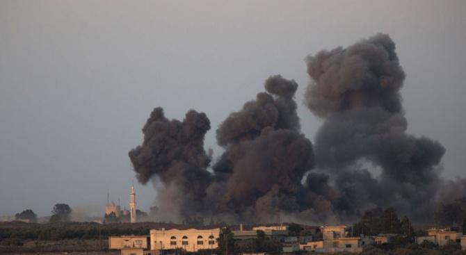 Арабската лига се обяви против чужда военна намеса в конфликта в Либия