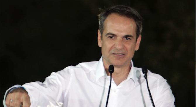 Мицотакис изрази увереност, че Гърция е способна да възпре всяка провокация срещу суверенитета си
