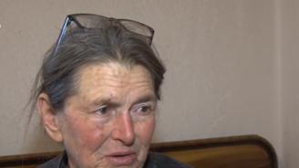 Баба Дора още тъгува за козите си, които бяха избити през лятото