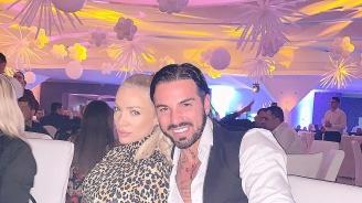Благой Георгиев и Златка Райкова се сгодиха (снимка)