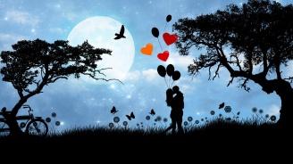 Божествената любов се излива над света