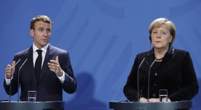 Германия и Франция обновяват договора си за приятелство с нов документ