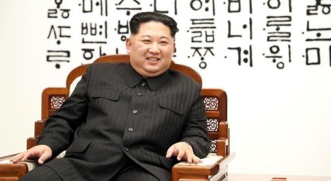 Специалният севернокорейски влак отпътува от Пекин след посещението на Ким Чен-ун