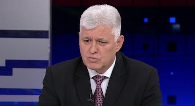Димитър Стоянов: Спорът около изтребителите е за спазване на процедурите, които са гласувани от изпълнителната власт