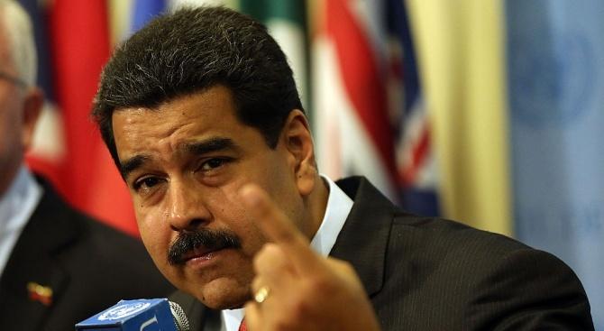 Мадуро: Опозицията не може да ръководи Венецуела
