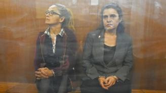 Съдът решава дали Десислава Иванчева и Биляна Петрова да останат под домашен арест