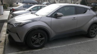 Задържаха заподозрени за кражби на автомобили в Банско (снимка)