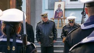 Военноморското училище във Варна празнува 138 години от основаването си (снимки)