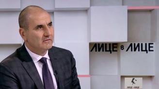 Цветанов: Уважавам качествата на Радев като пилот, но не и като политик