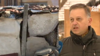 За EVN проблеми нямало, че незаконни кабели снабдявали с ток постройките в гетото във Войводиново (видео)