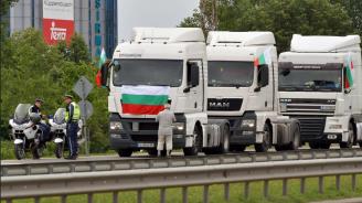 КРИБ подкрепя протеста на превозвачите в Брюксел