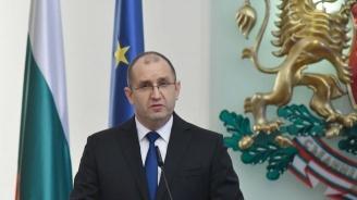 Румен Радев подкрепи българските превозвачи в писмо до Антонио Таяни