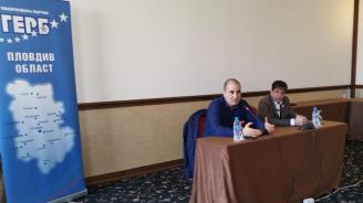 Цветан Цветанов: Европейските избори ще ни покажат какъв резултат може да очакваме на местните