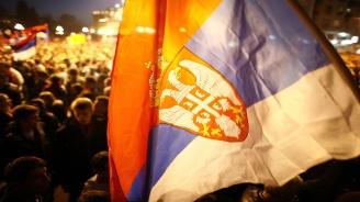 Хиляди сърби протестират в Белград срещу президента Александър Вучич