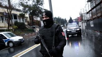 Турските власти задържаха 13 заподозрени в членство в джихадистка групировка